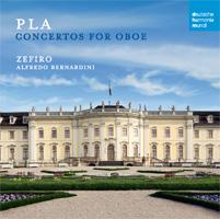 Pla – Concertos for oboe