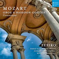 Mozart – Oboe & Bassoon Concerti